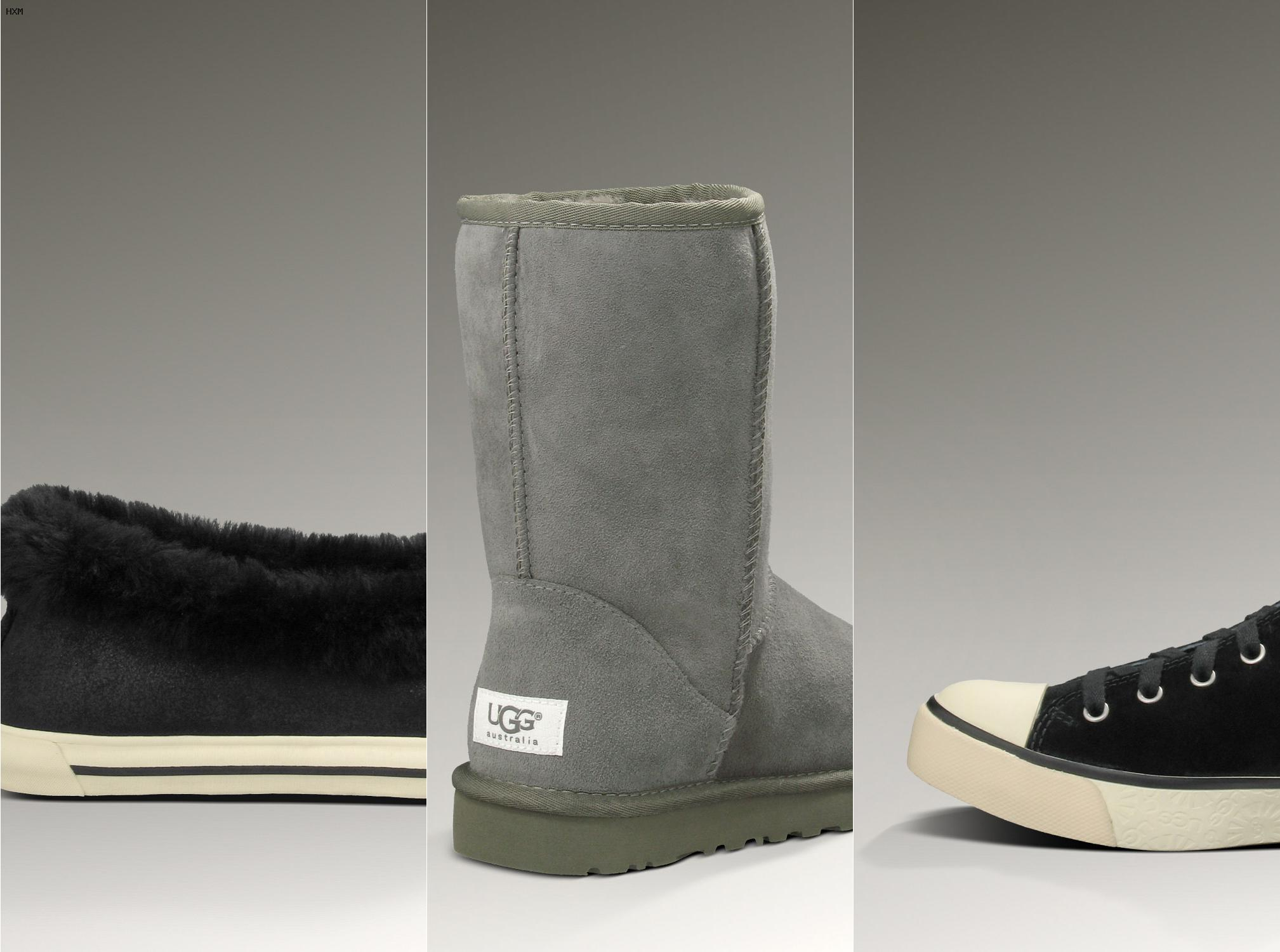 ugg boots in rot