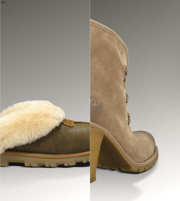 ugg boots kinder grau