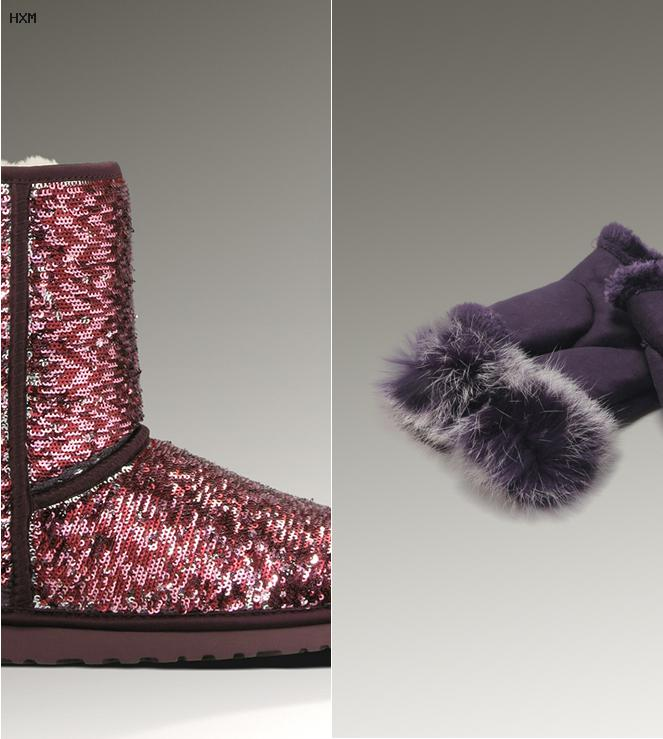 what makes ugg boots so special